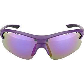 BBB Impulse BSG-52S Sportbrille Small matt voilett